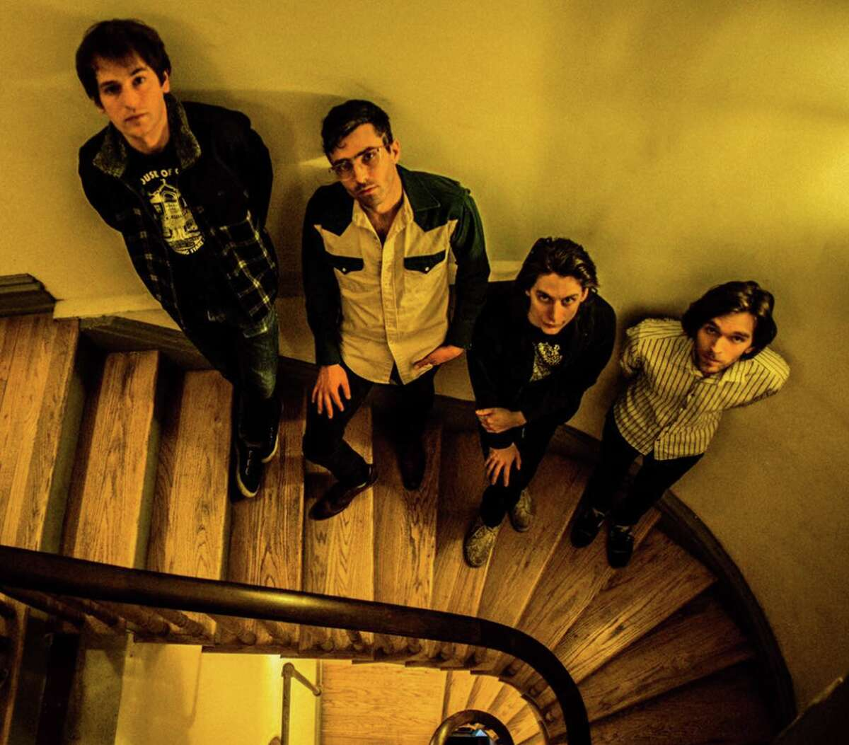 Brooklyn band Maybird with opening bands Cannon the Brave and The Sun Parade. When: Friday, May 26, 9 PM.Where: The Hollow Bar + Kitchen, 79 North Pearl Street, Albany.For more information and tickets, visit the website.