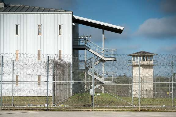 FILE-- The William C. Holman Correctional Facility in Atmore, Ala., March 15, 2016. Tommy Arthur is being held at the facility and is scheduled to be executed on May 25, 2017. Arthur was first sentenced to death in 1983. Now on his eighth date, if Arthur, 75, is executed, his death will come one week after the Legislature gave final approval to a plan to reduce the length of appeals in capital cases. (Jeff Haller/The New York Times)