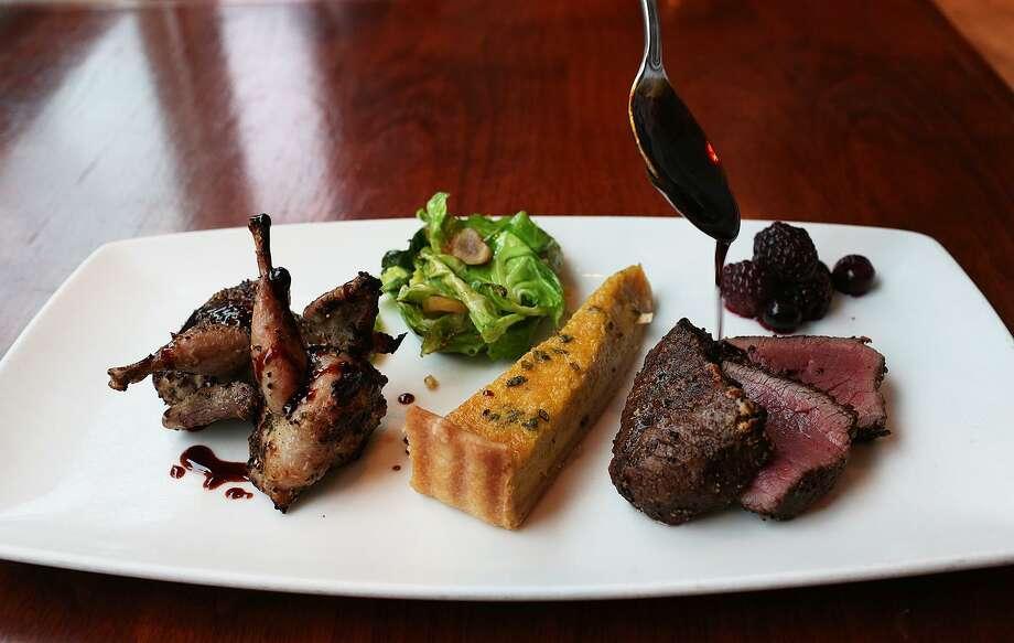 Biga on the Banks will be part of San Antonio Restaurant Week Aug. 12-26. Photo: Jerry Lara /San Antonio Express-News / © 2015 San Antonio Express-News
