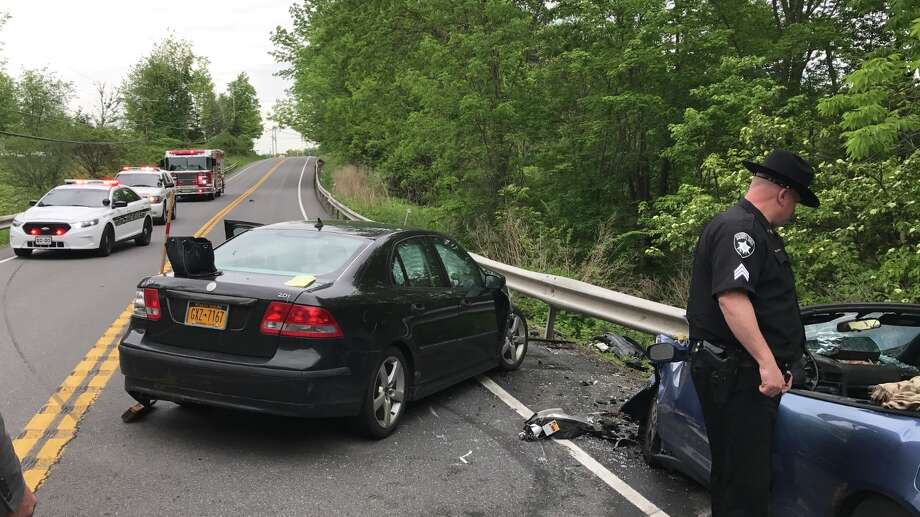 Route 24 South Crash