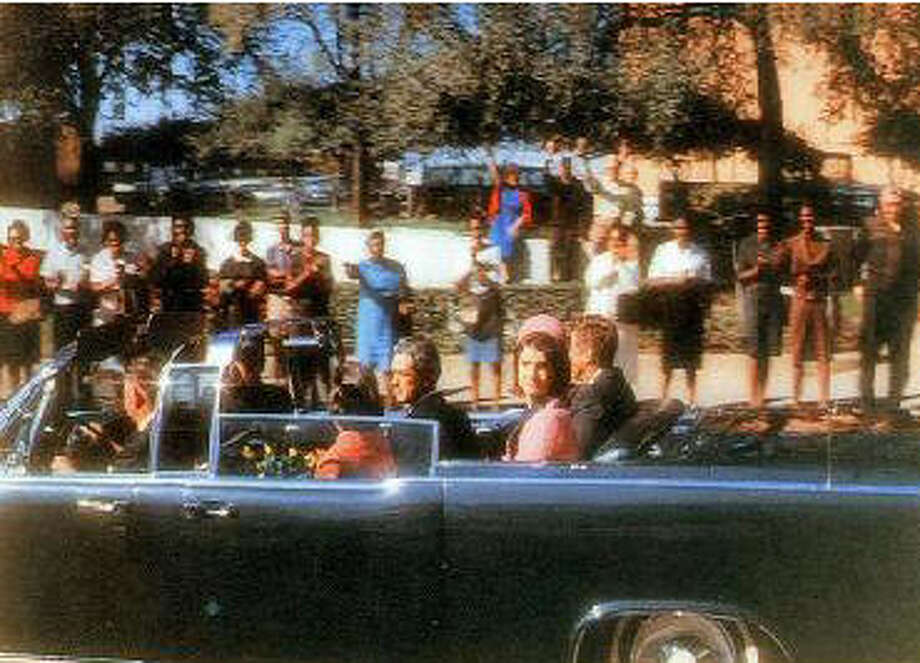 JFK conspiracy theoriesThe driver did itAn odd theory that has floated around for years is that JFK's driver on Nov. 22, 1963, William Greer, fired the fatal shot. The legendary Zapruder film, showing Greer's hands on the steering wheel, discredits the theory. Photo: Wikimedia