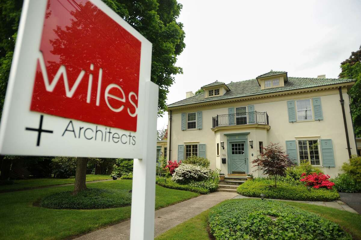 Wiles + Architects' offices at 155 Brooklawn Avenue in Bridgeport, Conn. on Wednesday, May 24, 2017.