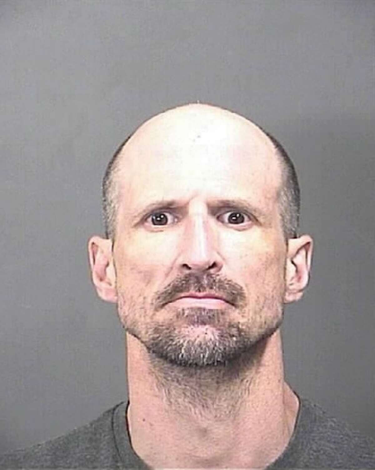Don Spitaleri is charged with possession of a controlled substance in Harris County.