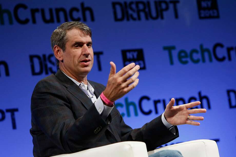 Bill Gurley of Benchmark Capital speaks onstage at the TechCrunch Disrupt NY 2013 at The Manhattan Center on April 29, 2013 in New York City. Photo: Brian Ach, Getty Images  For TechCrunch
