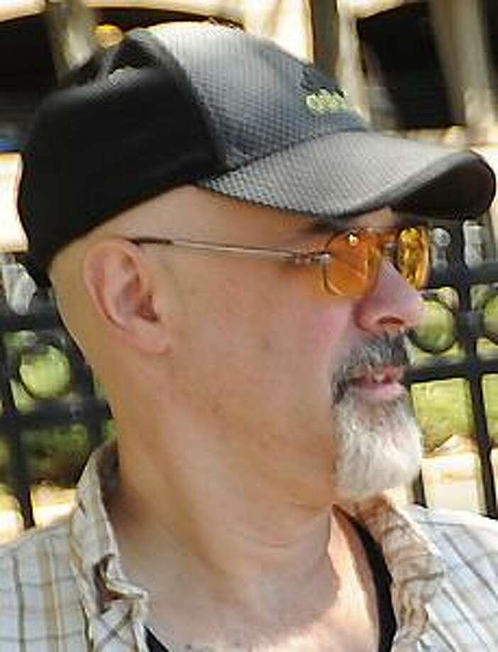 Bridgeport Detective David Garcia. Photo: Brian A. Pounds / Hearst Connecticut Media / Connecticut Post