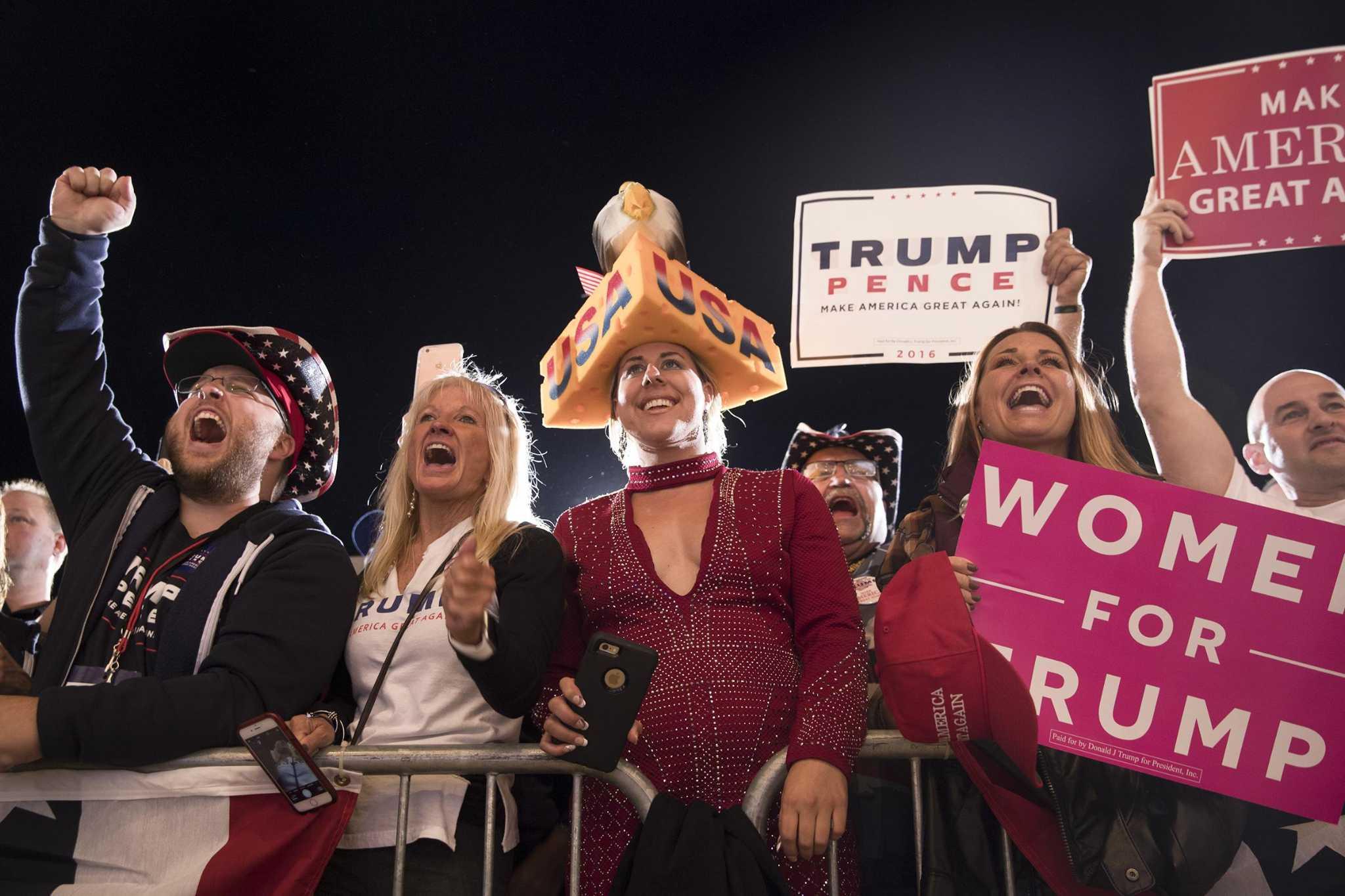 Donald Trump, establishment sellout
