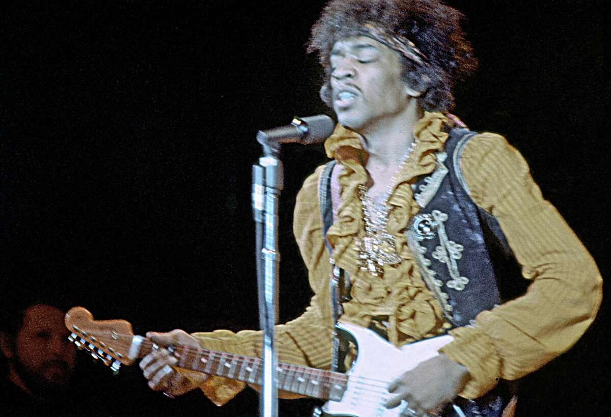 The Jimi Hendrix Experience was included in the lineup at the suggestion of the Beatles' Paul McCartney and the Rolling Stones' manager Andrew Loog Oldham.