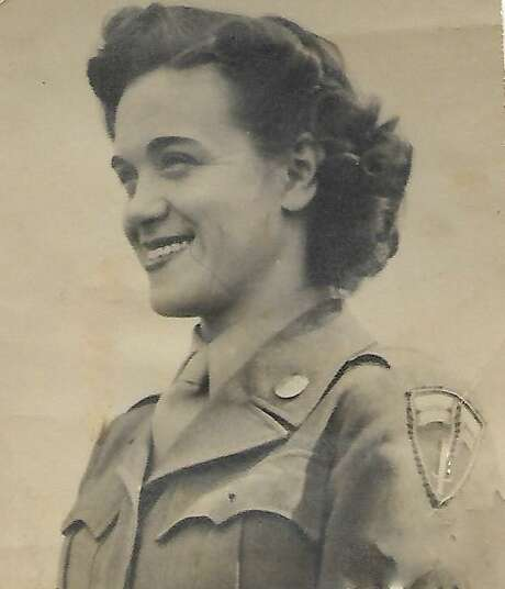 Paula Emma DeGrasse served in the Army Air Forces in Germany just after World War II. Photo: Courtesy Photo