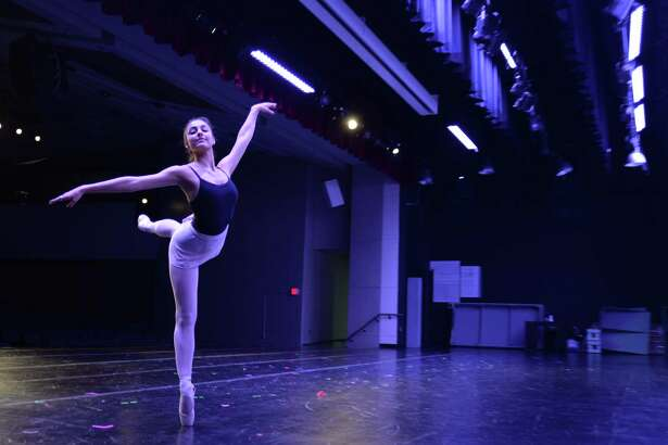 Madison Medina is excited - but ready - to attend The Julliard School in New York City to study dance.