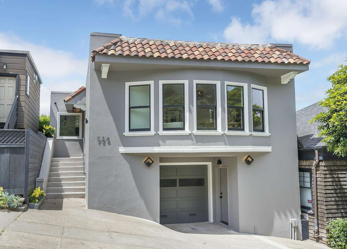 724 Noe St. in Eureka Valley is a four-bedroom available for $3.495 million.