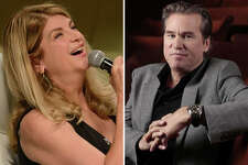 Kirstie Alley and Val Kilmer are among the celebrities set to appear at Alamo City Comic Con 2017.
