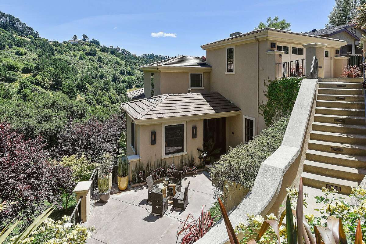 7126 Westmoorland Drive in Claremont hills is a trilevel built in 2010 available for $1.595 million.