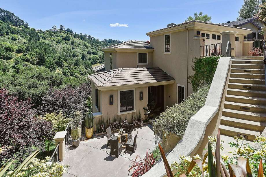 7126 Westmoorland Drive in Claremont hills is a trilevel built in 2010 available for $1.595 million. Photo: Open Homes Photography