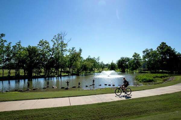 A taxing district in Missouri City's Sienna Plantation helps pay for parks and recreation projects.