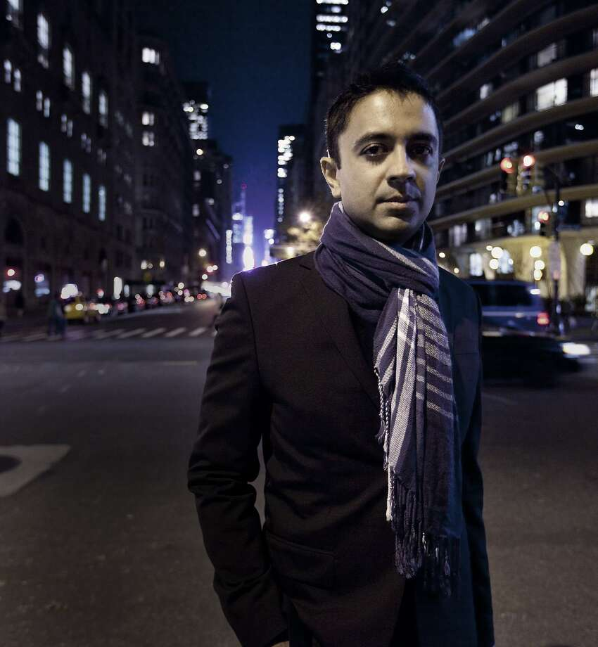 Pianist-composer Vijay Iyer gave the first musical installment at the three-day Ojai at Berkeley. Photo: Jimmy Katz