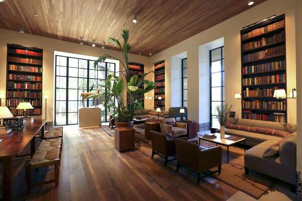 The Cellars apartment complex at the Pearl introduced a new level of luxury to San Antonio's rental market when it opened in May.