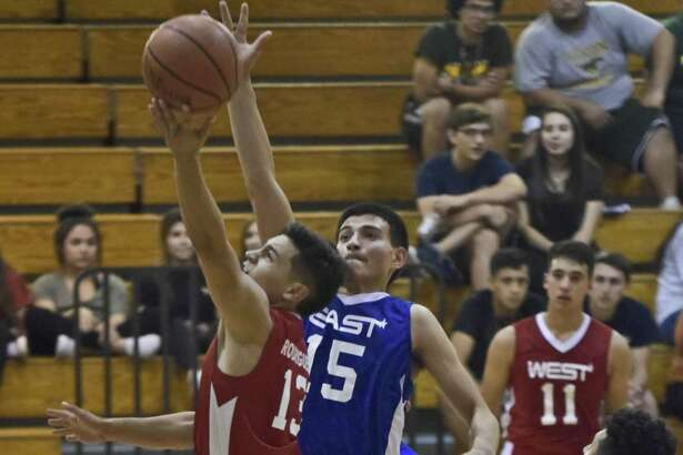 West All-Star Devin Rodriguez tallied 10 points as his team won the Bosom Buddies East/West All-Star game 91-74 on Wednesday at St. Augustine.