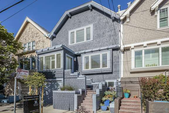 689 Douglass St. is a remodeled five bedroom in Noe Valley available for $2.995 million.