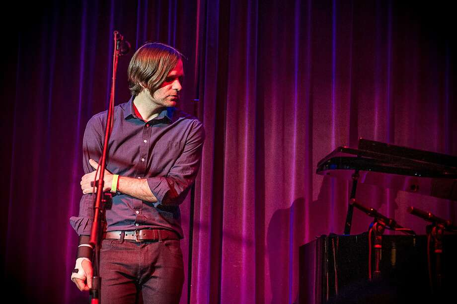 Ben Gibbard of Death Cab for Cutie will perform solo at S.F.'s Davies Symphony Hall on Thursday, June 8. Photo: Paige K. Parsons Photography