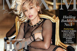 Hailey Baldwin (yes, of those Baldwins) has been named the sexiest woman alive and cover model for Maxim Magazine's Hot 100 issue for 2017.