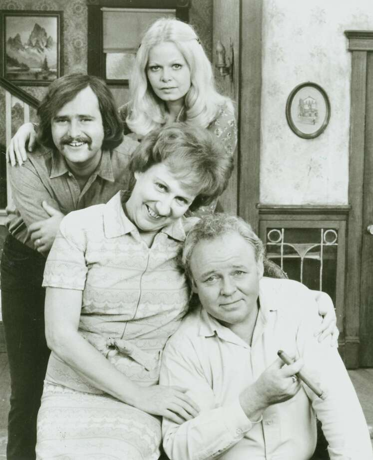 The cast of 'All in the Family' Photo: FILE PHOTO
