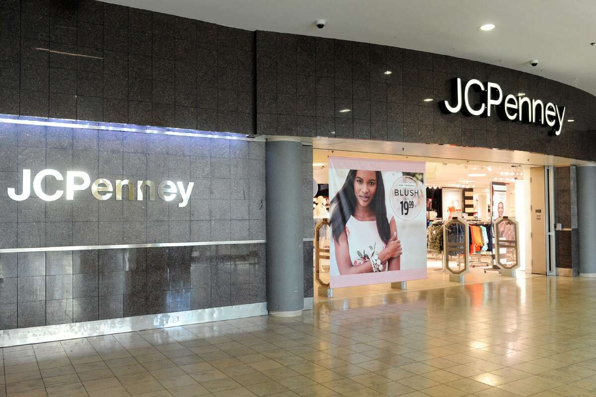 The J.C. Penney store in the Connecticut Post Mall in Milford is among the nearly 140 stores across the country expected to close this year, seen here in Milford, Conn. March 17, 2017.