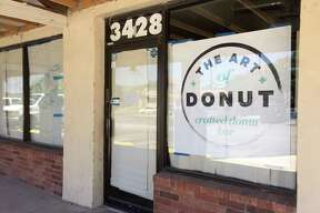 The Art of Donut will open in the former home of The Fairview at 3428 N. St. Mary's St. in July. Paul Stephen/San Antonio Express-News