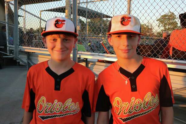 Preston Watkins (left) and Drew Ganoe used their efforts on the mound to help the top-ranked Orioles overcome a 3-0 deficit Wednesday night.