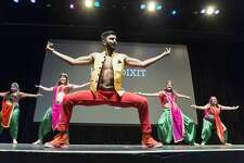 SAN FRANCISCO, CALIFORNIA - May 17 -  Rishi Dixit attends The 2017 Mr. Marina Competition on May 17th 2017 at The Palace of Fine Arts in San Francisco, California (Photo - Natalie Schrik for Drew Altizer Photography)