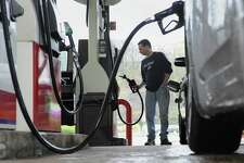 251 The average number of pennies to buy a gallon of regular gas in Connecticut this Memorial Day weekend; about 83 cents more than last year. The highest gas price in Connecticut was on July 9, 2008 when a gallon of regular gas cost $4.39.