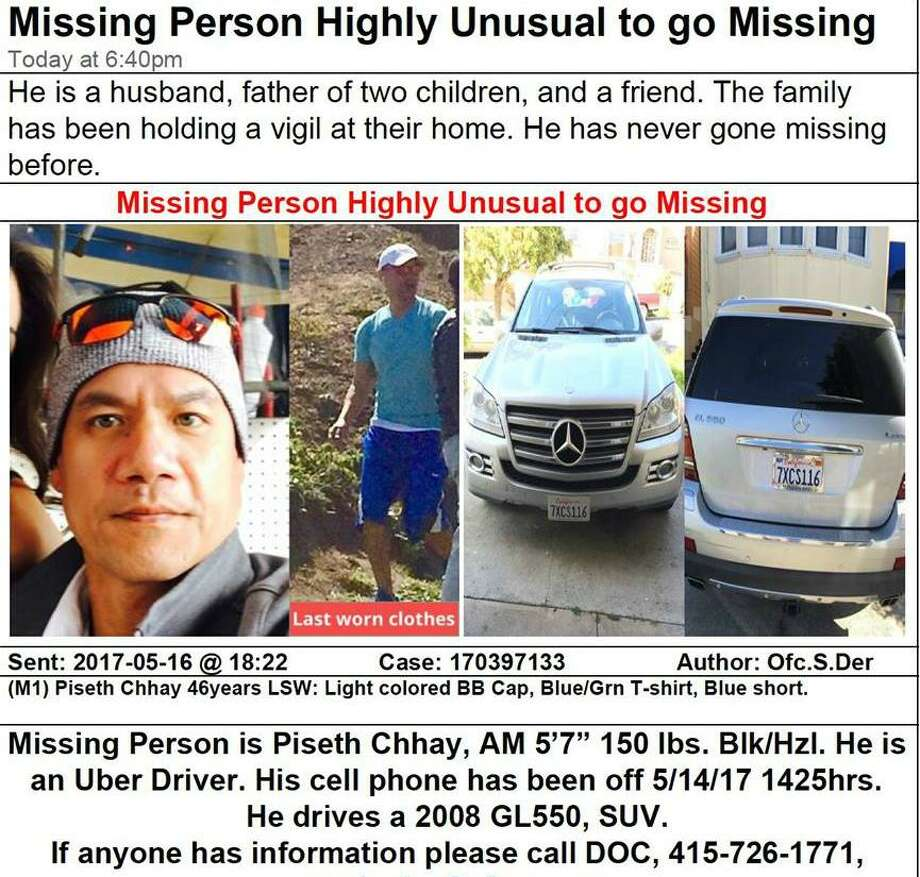 Missing Uber Driver's Body May Have Been Found In Hayward Warehouse
