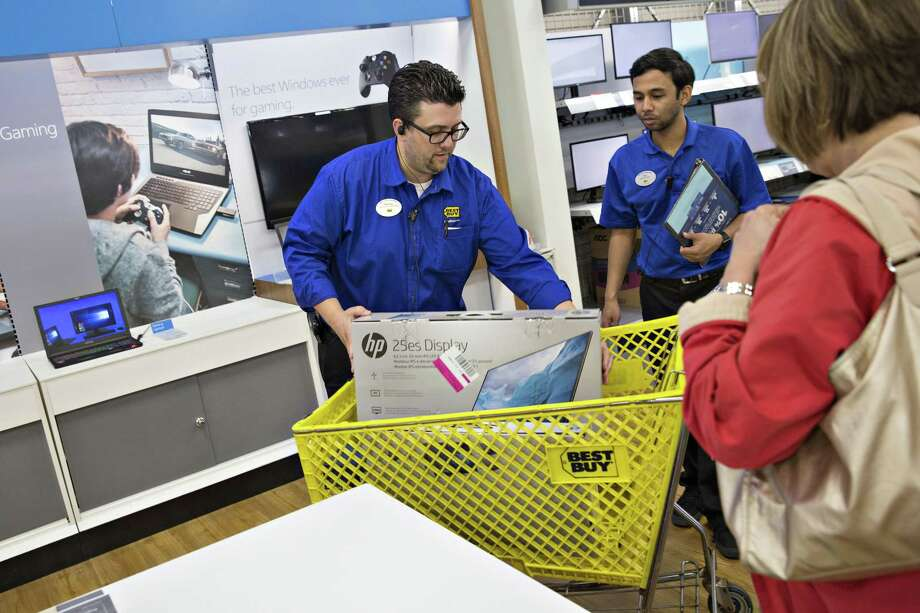 Best Buy reports better-than-expected start to the year