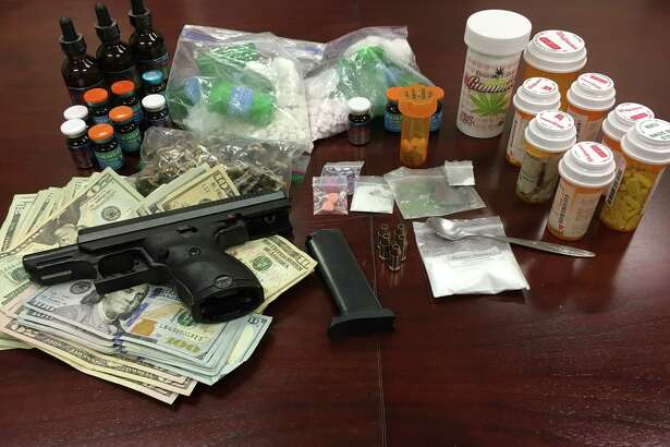 The Fort Bend County Narcotics Task Force recently arrestedJohn Brandon Bryant, 34, of Katy. Bryant has been charged with several counts of manufacturing/delivering controlled substances as well as possession of firearm by felon.