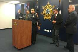 Sheriff Ed Gonzalez asked for the public's help finding the killers of a 69-year-old Humble woman.
