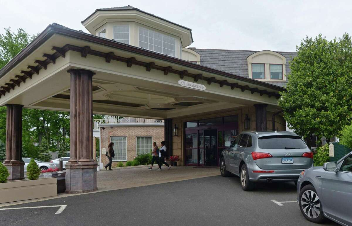 Norwalk Inn and Conference Center's renovated property Tuesday, May 23, 2017, includes a new third floor that is not yet open for guests at their East Ave location in Norwalk, Conn.