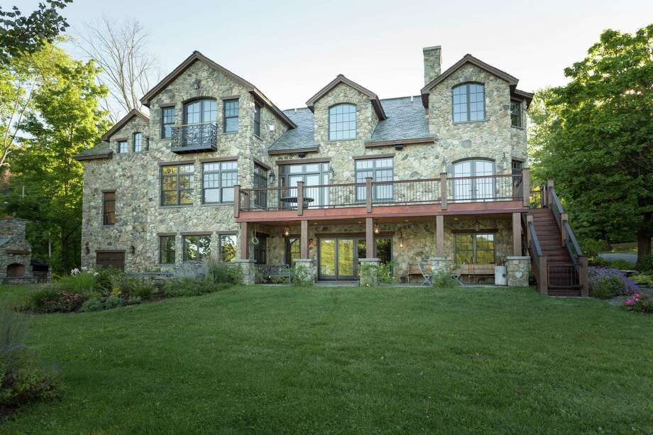 The 3,600 square foot house in Averill Park is among the homes on display as part of the Parade of Homes in June. (Photo: Capital Region Builders & Remodelers Association)