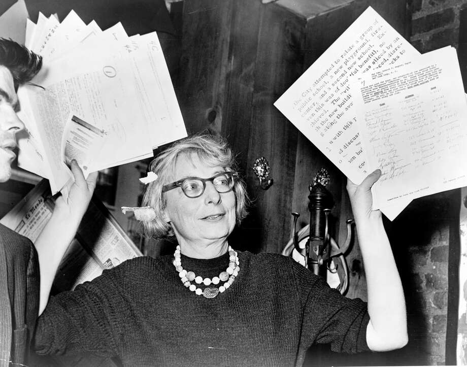 "ane Jacobs in ""Citizen Jane: Battle for the City."" MUST CREDIT: IFC Films-Sundance Selects / IFC Films-Sundance Selects"