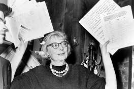 "ane Jacobs in ""Citizen Jane: Battle for the City."" MUST CREDIT: IFC Films-Sundance Selects"