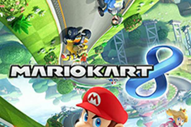 """Race and fight against your friends (virtually) in Nintendo's """"Mario Kart 8."""" (Nintendo/TNS)"""