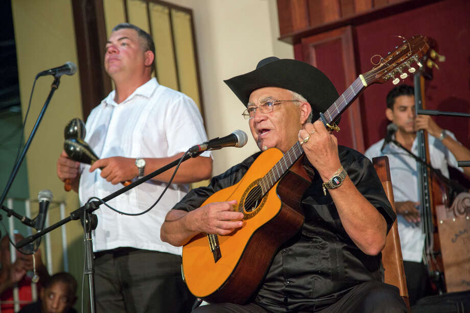 "Eliades Ochoa's performance is captured in ""Buena Vista Social Club: Adios."" Photo: Denis Guerra / DG2016"