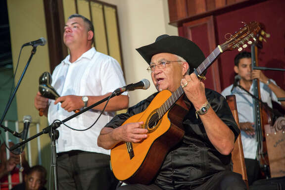 "Eliades Ochoa's performance is captured in ""Buena Vista Social Club: Adios."""
