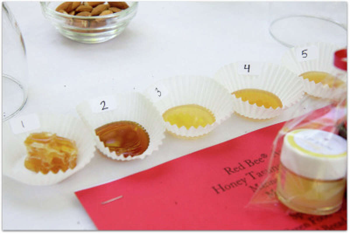 Participate in a Talk, Tour & Honey Tasting at Red Bee Apiary in Weston on Sunday. Find out more.