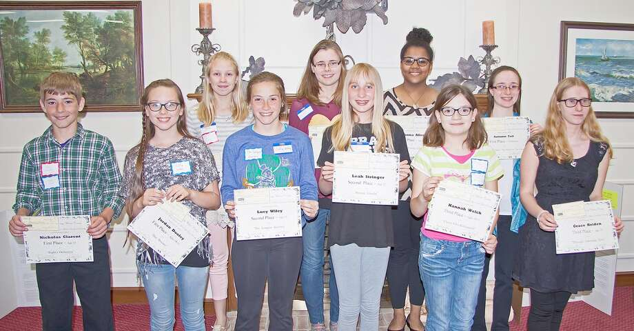 Young writers essay contest