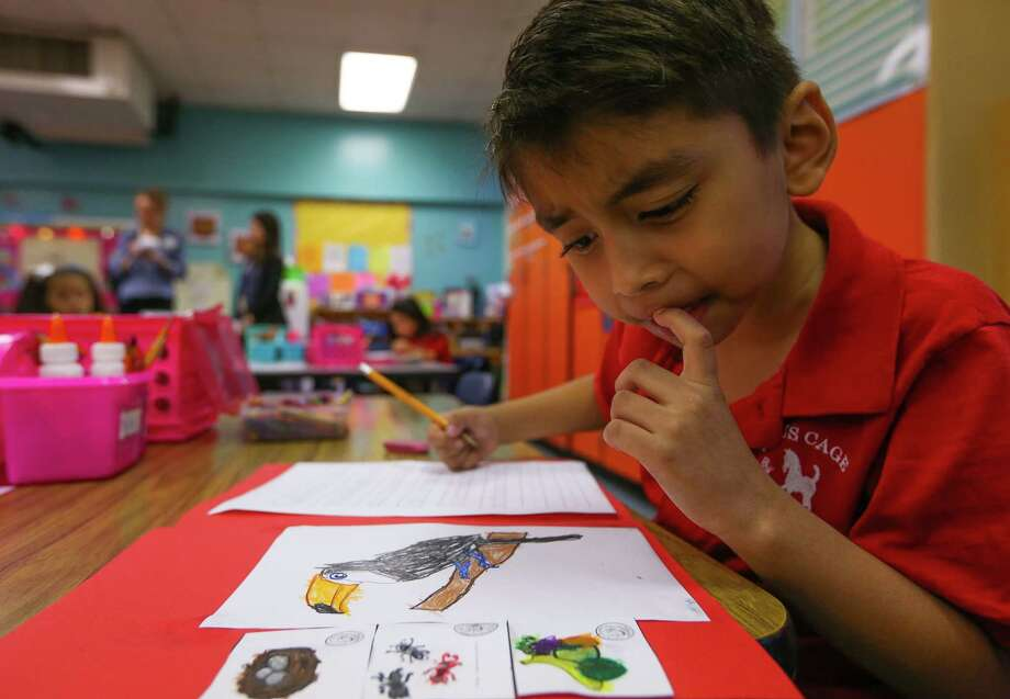It is just bad public policy and disastrous economic policy for Texas to provide poor-quality child care for our most vulnerable youth during their most critical years of brain development. (Mark Mulligan / Houston Chronicle) Photo: Mark Mulligan, Staff Photographer / 2017 Mark Mulligan / Houston Chronicle
