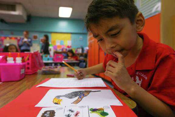 It is just bad public policy and disastrous economic policy for Texas to provide poor-quality child care for our most vulnerable youth during their most critical years of brain development. (Mark Mulligan / Houston Chronicle)