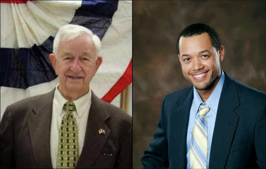 Tom Reid and Quentin Wiltz are in a runoff election to be Pearland's mayor. Photo: Courtesy