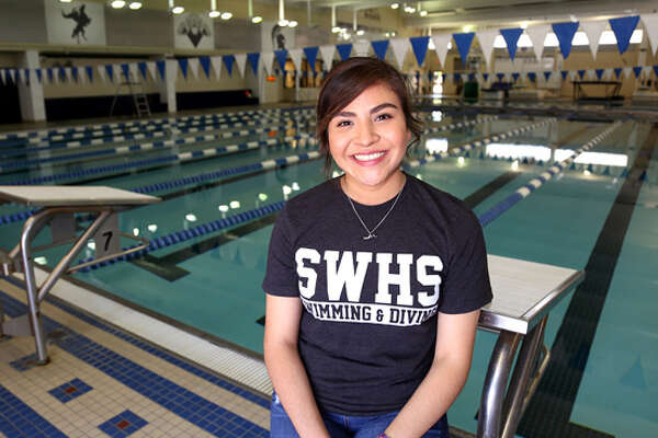 Spring Woods High School seniorZaida Morales has defied the odds to graduate with her class.