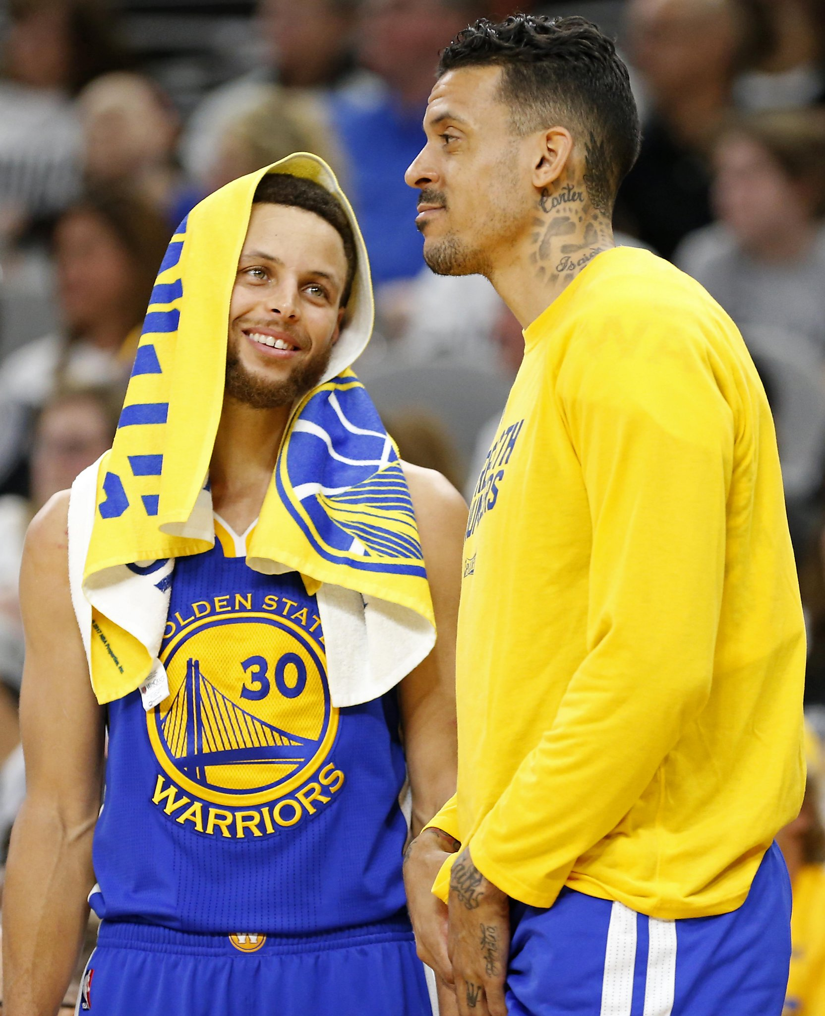 Matt Barnes Explains Why Some Nba Players Resent Steph