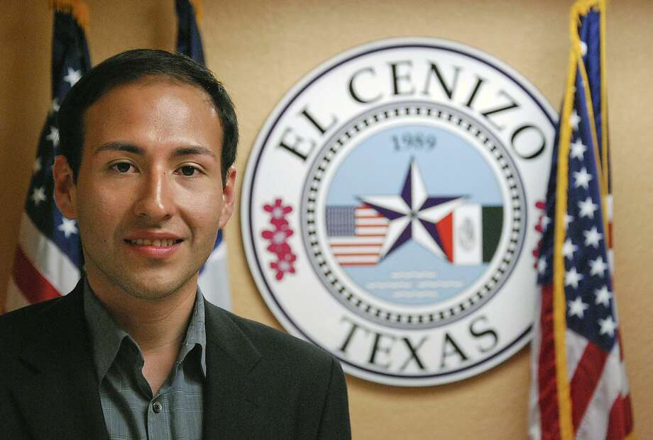"""El Cenizo filed the legal challenge earlier this month with the help of the United Latin American Citizens on behalf of several local elected officials. """"We will not be part of Trump's deportation force,"""" says Raul Reyes, El Cenizo's mayor. Photo: Laredo Morning Times File Photo / LAREDO MORNING TIMES"""