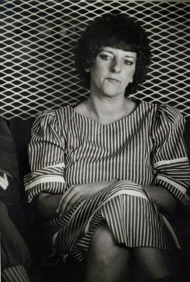 Genene Jones, a former nurse at hospitals in San Antonio and Kerrville who is shown in this 1984 photo, is serving a 99-year sentence for killing Chelsea McClellan, who was 15 months old when she was given a fatal overdose of muscle relaxers in 1982. Photo: San Antonio Light / San Antonio Light
